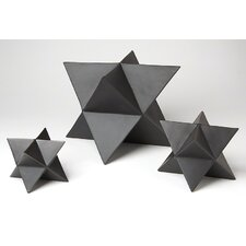 3 Piece Star Object Set