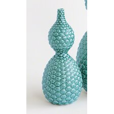 <strong>DwellStudio</strong> Pebble Double Bulb Vase