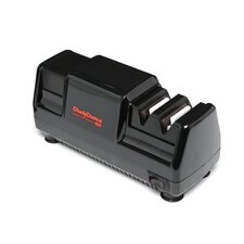 <strong>Chef's Choice</strong> Diamond Hone Deluxe M100 Knife Sharpener in Black
