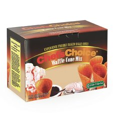 Gourmet Waffle Cone Mix