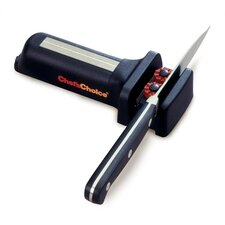 Diamond Hone Knife and Scissor Sharpener