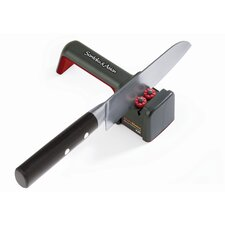 Diamond Hone Manual Sharpener for Santoku/Asian Knives