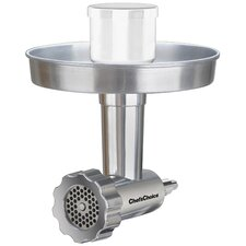 Premium Metal Food Grinder Attachment