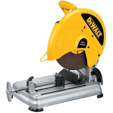 "15 Amp 14"" Blade Diameter Heavy Duty Metalchop Saw"