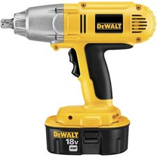 <strong>DeWalt</strong> 18V 1/2 High Torque Impact Wrench Kit(2 Batteries)