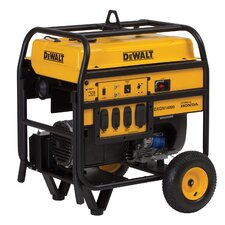 DeWalt 14000 Watts Commercial Generator with Honda GX 630 Recoil/Electric Start
