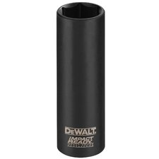 "0.5"" Drive 6-Point 0.69"" Deep Socket"