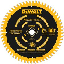 "7.13"" 60 TPI Precision Framing Saw Blade"
