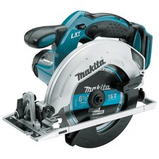 "18 V LXT 6.5"" Blade Capacity Lithium Ion Circular Saw"