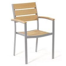 Stacking Arm Chair (Set of 2)