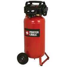 150 PSI 17 Gallon Oil-Free Vertical Portable Air Compressor