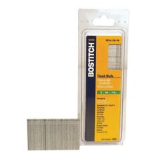 Bostitch - Finish Nails 16Ga. 2In Finish Nail  2500/Box: 688-Sb16-2.00 - 16ga. 2in finish nail  2500/box
