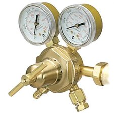 <strong>Victor</strong> TPR250-125-580 Single Stage Light Duty 5-125 PSIG Inert Gas Regulator For Purging