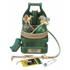<strong>Victor</strong> Portable Torch Welding and Cutting Outfits - vic-100-cp tote kit without tanks