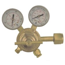 <strong>Victor</strong> SR 250 Series Single Stage Medium Duty Regulators - sr250d-540 regulatorhigh pressure outlet reg