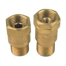 Reverse Flow Check Valves for Torches & Regulators - cto+ctf pair pakk valve