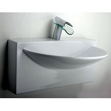 <strong>LaToscana</strong> Wall Mount Bathroom Sink