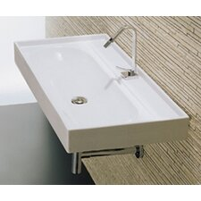 <strong>LaToscana</strong> Piano Wall Mount Bathroom Sink