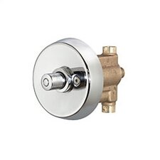 <strong>Symmons</strong> Showeroff Shower Limiter Valve and Trim