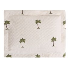 The Palm Boudoir Pillow