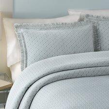 Elena Standard Cotton/Polyester Blend Sham