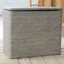 Cambria Bench Hamper