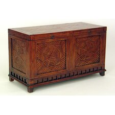 Issur Bamboo Carved Trunk