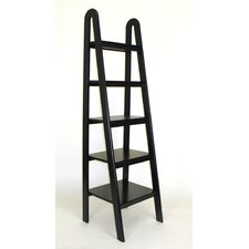 "Ladder 67.5"" Bookcase"