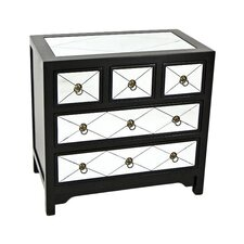 Helene 5 Drawer Dresser