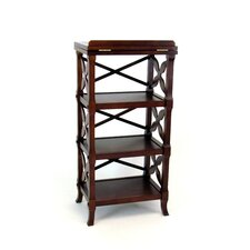 "Baron Podium 40"" Bookcase"