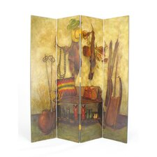 "<strong>Wayborn</strong> 72"" x 64"" The Cowboy 4 Panel Room Divider"