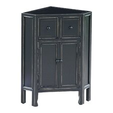 Suchow 2 Drawer Corner Chest