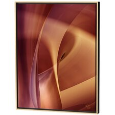 Subterranean Refuge Limited Edition Framed Canvas - Scott J. Menaul