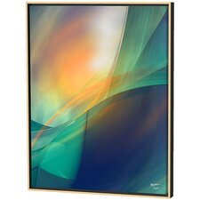 Musings II Limited Edition by Scott J. Menaul Framed Graphic Art
