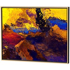 <strong>Menaul Fine Art</strong> Frozen Color Limited Edition Framed Canvas - Scott J. Menaul