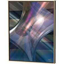 Spectral Reflectance Limited Edition by Scott J. Menaul Framed Graphic Art