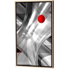 White Reflectance Limited Edition Framed Canvas - Scott J. Menaul
