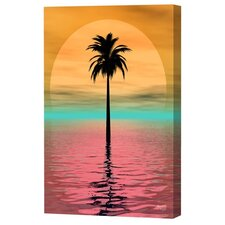 Surreal Palm Limited Edition Canvas - Scott J. Menaul