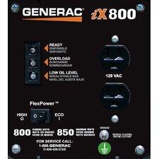 800 Watt Gas Inverter Generator