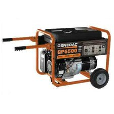GP5500 - 5500 Watt Gasoline Generator - CARB