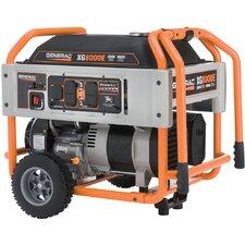 Portable 10,000 Watt Gasoline Generator with Wheel Kit