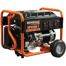 GP6500 - 6500 Watt Portable Generator - 49 State