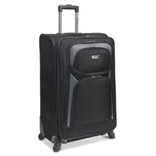 "Excursion ""The Journey Continues"" 28"" Spinner Carry-On Suitcase"