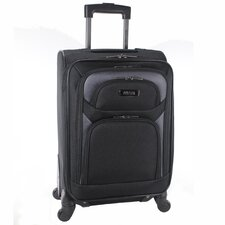 "Excursion ""Journey To The Past"" 20"" Spinner Carry-On Suitcase"