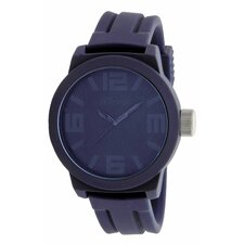 Men's Straps Watch in Midnight Blue