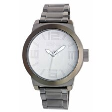 <strong>Kenneth Cole Reaction</strong> Men's Bracelet Watch in White
