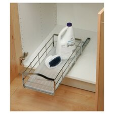 9-inch Pull-Out Cabinet Organizer, Heavy Gauge Steel