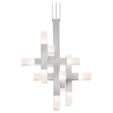 <strong>Sonneman</strong> Connetix 13 Light Small Pendant