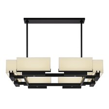 Aspen 8 Light Kitchen Island Pendant