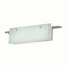 Suspended Glass Vanity Light